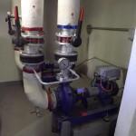 Pompes du circuit de chauffage